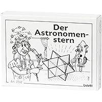 Bartl-102242-Mini-Holz-Puzzle-Der-Astronomenstern-aus-6-kleinen-Holzteilen