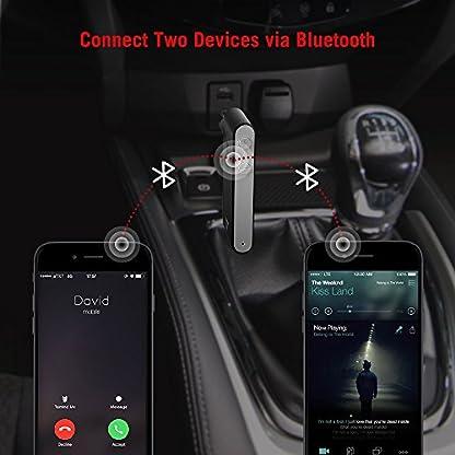 Bluetooth-Aux-Adapter-42-TaoTronics-APTX-Stereo-Bluetooth-Empfnger-mit-Mikrofon15h-Freisprech-Audioadapter-fr-KFZ-Auto-Lautsprechersystem-CVC-60