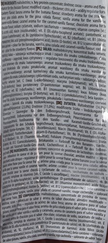 Trec Nutrition Mass XXL, Gainer-Präparat – Geschmack: Schokolade, 4.8 kg