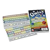 NSV-4033-QWIXX-GEMIXXT-neue-Spielvarianten-2-er-Set-Blcke-Wrfelspiel