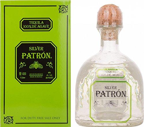 Patrn-Tequila-Silver-mit-Geschenkverpackung-1-x-1-l
