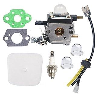 Beehive-Filter-Vergaser-C1U-K54A-Luftfilter-und-Kraftstoff-Zndkerzenset-fr-2-Takt-Mantis-7222-7222E-7222M-7225-7230-7234-7240-7920-7924-FrserGrubber