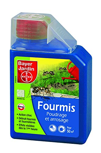 Bayer-four400-Anti-Fourmis-Puder-und-Arrosage-Action-Choc-Box-400-g-farblos