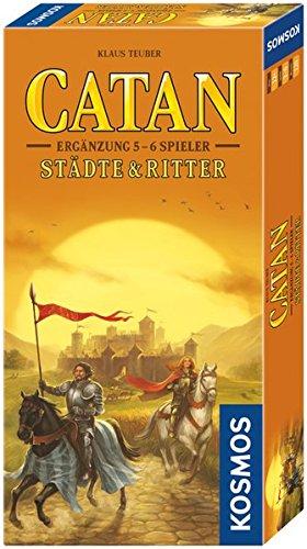 Kosmos-695514-Catan-Stdte-Ritter-Ergnzung-fr-5-6-Spieler