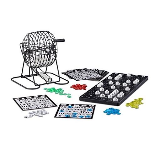 Relaxdays-Bingo-Spiel-mit-Metalltrommel-HxBxT-20-x-175-x-215-cm-Bingotickets-Loskugeln-Chips-Spielbretter-schwarz