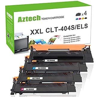 Aztech-Kompatibel-fr-Samsung-CLT-K404S-P404C-CLT-K404S-CLT-Y404S-CLT-C404S-CLT-M404S-Toner