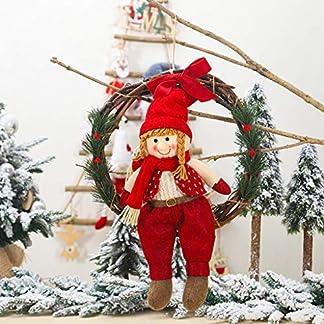 TianranRT-Weihnachten-Cartoon-Rattan-Kreis-Puppe-Kreative-Kranz-Hngen-Baum-Zimmer-Fenster-Familie-Verkleiden-Sich-Puppe-Girlande-Cartoon-Rattan-Ring-Hngen-Teil-D-Baum-Hngen