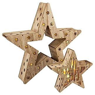 Holzsterne-2in1-3D-Optik-15-LED-warm-wei-Batterie-Timer-Weihnachten-Stern-Holz-Weihnachtsdeko-Weihnachtsbeleuchtung-zum-Stellen-Lichterstern-33-cm