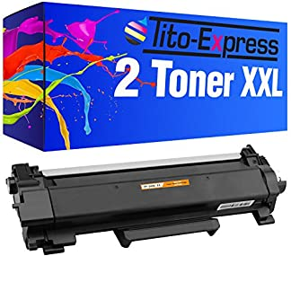 Tito-Express-PlatinumSerie-2-Toner-XXL-fr-Brother-TN-2420-HL-L2310D-L2375DW-L2370DN-MFC-L2710DN-L2710DW-L2712DN-L2712DW-L2730DW-L2732DW-L2750DW-L2510D-L2512D-L2550DN-MIT-CHIP