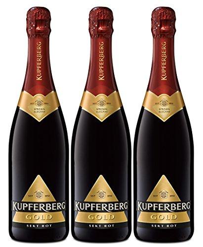 Kupferberg-Gold-Sekt-Rot-Halbtrocken-3-x-075-l