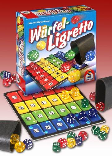 Schmidt-Spiele-49611-Wrfel-Ligretto