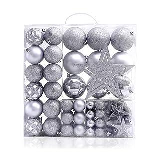 Weihnachtskugeln-Weihnachtssterne-Brokat-Kugel-Stern-Dekorativ-Deko-Weihnachtsschmuck-Christbaumschmuck-Christbaumkugeln-Baumschmuck-Weihnachten-Weihnachtsdeko
