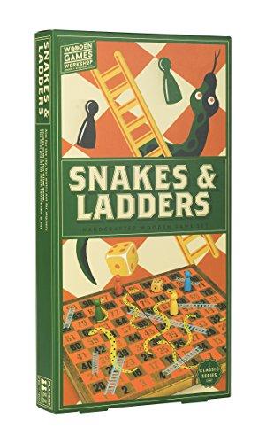 Professor-Puzzle-wgw1548-Workshop-Schlangen-und-Leitern-aus-Holz-Spiele