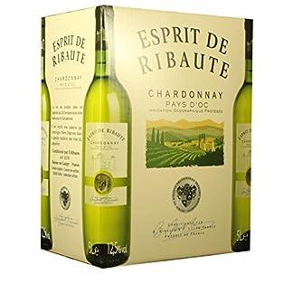 Ribaute-BIB-ChardonnayEsprit-de-Ribaute-Pays-D-Oc-IGP-500-Liter