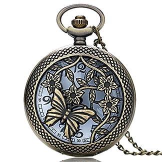 Luxus-Taschenuhr-Retro-Taschenuhr-fr-Damen-Damen-Geschenk-fr-Mnner-Frauen-Frauen