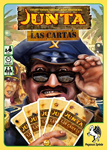 Pegasus-Spiele-18150G-Junta-Las-Cartas