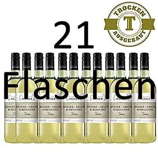 Weiwein-Feinkost-Moser-Rivaner-Grauer-Burgunder-trocken-21x075l