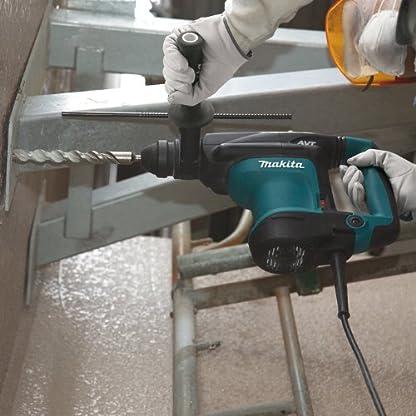 Makita-HR3210C-Kombihammer-fr-SDS-PLUS-Werkzeuge