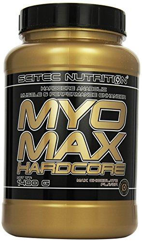 Scitec Nutrition Myomax HardCore Schokolade, 1er Pack (1 x 1,4 kg)