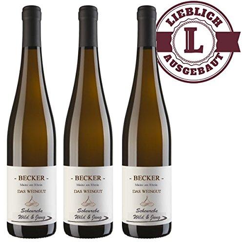 Weiwein-Weingut-Marco-Becker-Rheinhessen-Scheurebe-2015-lieblich-3-x-075-l