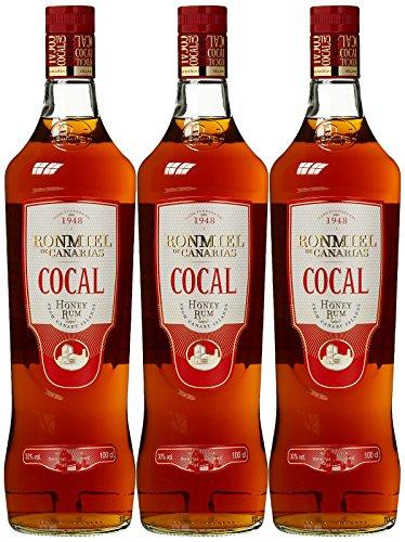 Destileras-San-Bartolom-Ron-Miel-Cocal-Honey-Rum-Likr-3-x-1-l