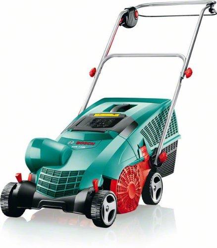 Bosch-DIY-Vertikutierer-AVR-1100-Fangkorb-Karton-1100-W-32-cm-Arbeitsbreite-50-l-Fangkorbvolumen