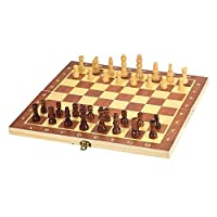 Lixada-Tragbare-Holz-Magnetische-Schachbrett-Klappbrett-Schachspiel-Internationalen-Schachspiel-Fr-Party-Familie-Aktivitten-gewhnlichen-holz-300-150-28-cm