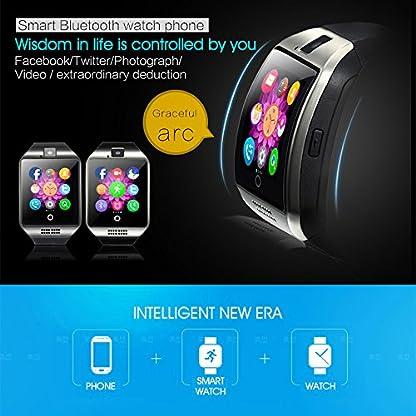 Smartwatch-KXCD-Bluetooth-Smart-Fitnesswatch-mit-GPS-Kamera-fr-Android-Smartphone