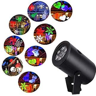 Comtervi-LED-Projektionslampe-Lichter-Wasserdichte-Projektionslampe-Effektlicht-Projektor-12-Lichteffekt-mit-Schutzart-IP65-fr-Innen-Auen-Beleuchtung-als-Gartenleuchte-Projektor-Licht-Weihnachten