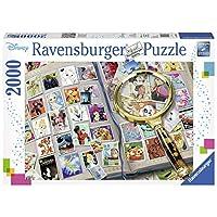 Ravensburger-Disney-Stempelalbum-2000-Teile-Puzzle