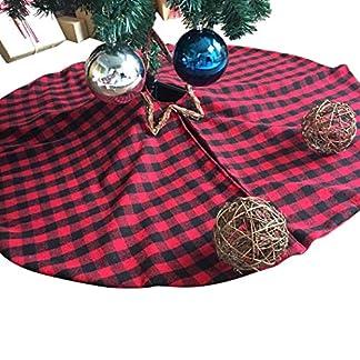 FunPa-Weihnachtsbaum-Decke-4803in-Runde-Christbaumstnder-Baumdecke-Baumstnder-Weihnachts-Plsch-Dekorationen-Weihnachtsbaum-Rcke-Abdeckung-fr-Weihnachtenbaum