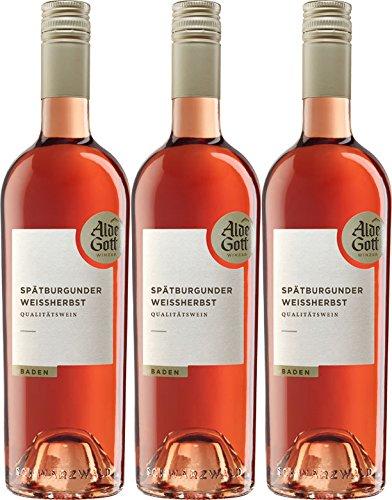 Alde-Gott-Winzer-Schwarzwald-Sptburgunder-WeiherbstEinblick-Qualittswein-2017-Lieblich-3-x-075-l