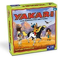 HuchFriends-877512-Yakari-Das-kooperative-Brettspiel