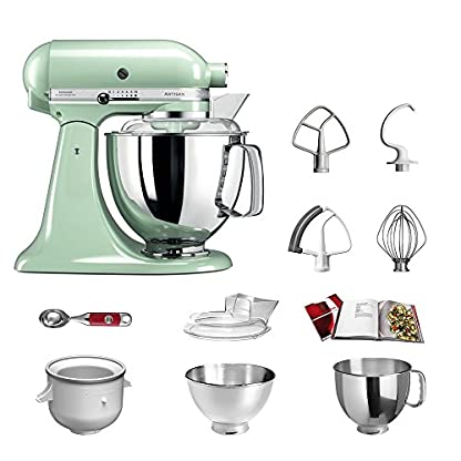 KitchenAid-Kchenmaschine-VORTEILS-SET-Artisan-5KSM175PS-Eiscreme-Paket-inklusive-Speiseeismaschine-und-Eisportionierer-fr-hausgemachte-Dessert-Kreationen