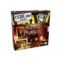 Noris-Spiele-606101617-Escape-Room-Erweiterung-Murder-Mystery-Nur-Mit-Chrono-Decoder-spielbar-Strategiespiel