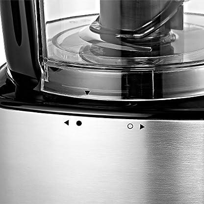 WMF-Kult-X-Kchenmaschine-mit-3-Zubehr-Scheiben-Knetmesser-Stopfen-Edelstahl-Messer-Behlter-20l-1000-W