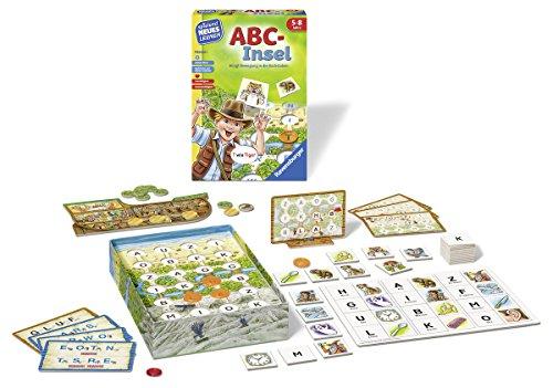 Ravensburger-Kinderspiele-24952-ABC-Insel-Lernspiel-Bunt