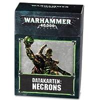 Datenkarten-Necrons-DE