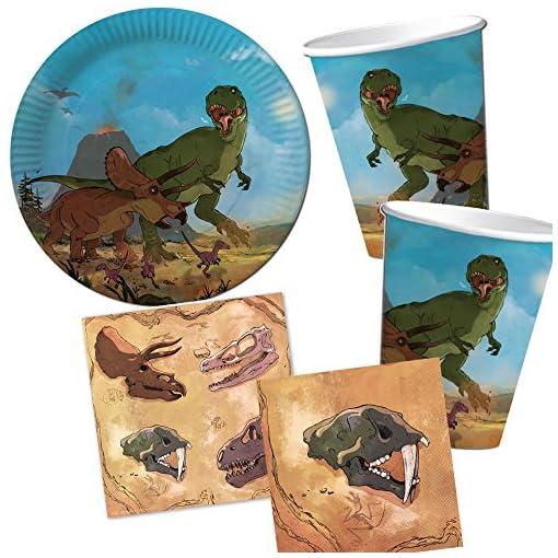 14-teiliges-Suchspiel-DINOSAURIER-fr-Kindergeburtstag-oder-Motto-Party-Kinder-Geburtstag-Feier-Fete-Party-Motto-Dino-T-Rex-Triceratops