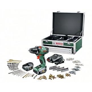 Bosch-PSR-144-LI-2-HomeSeries-Akku-Bohrschrauber-241-tlg-Zubehr-Set-Toolbox-2-Akkus-und-1-Std-Ladegert-144-V-max-40-Nm