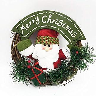 Biback-Weihnachtstr-Hngende-Weihnachtsdekorationen-Weihnachtsmann-Schneemann-Elch-Puppen-Kleine-Rattan-Weihnachtsanhnger-Von-Biback