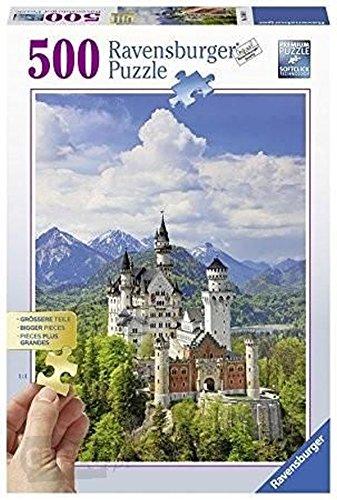 Ravensburger-13681-Mrchenhaftes-Schloss-Neuschwanstein-Erwachsenenpuzzle