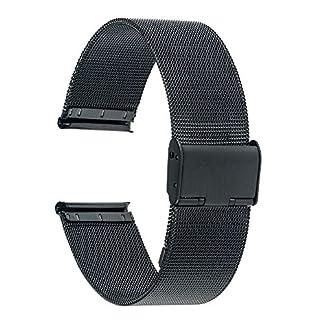 Fr-Garmin-Vivoactive-3-Armband-TRUMiRR-20mm-Milanese-Uhrenarmband-Edelstahl-Bgel-Universal-Armband-fr-Ticwatch-E-Garmin-Vivomove-HR-Huawei-Watch-2-Sport-Samsung-Gear-Sport-Gear-S2-Classic-SM-R732-R735
