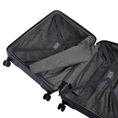 Von-Cronshagen-Kofferset-Matteo-Hartschale-3-teilig-4-360-Doppel-Rollen-55cm-65cm-75cm-TSA-Schloss-100-Polypropylen-hochwertiges-und-stabiles-Trolley-Set