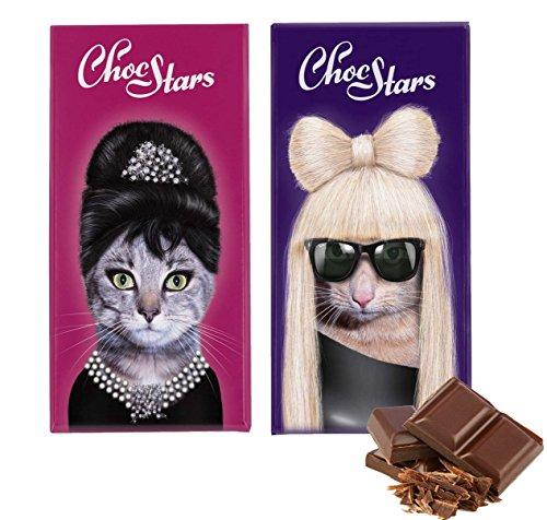 DAS-Geschenkset-fr-jede-Diva-Perfekt-fr-Frau-und-Freundin-Muttertagsgeschenk-oder-Valentinstag-Moment-Cl-Roswein-mit-2-edlen-Schokoladen-Audrey-Heburn-Lady-Gaga-limitiert-auf-5000-Flaschen-Star-Schoko