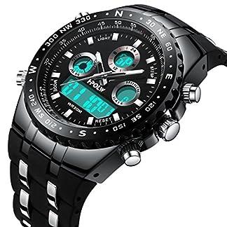 Herren-Uhren-Militr-Wasserdichte-Sport-Analog-Digital-Gro-Uhr-Mnner-Dual-Display-LED-Licht-Stoppuhr-Army-Shock-Resistant-Casual-Armbanduhren-mit-Schwarz-Gummiband