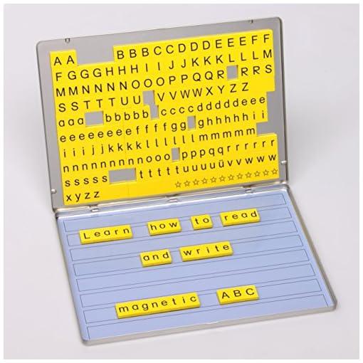 Betzold-42290-Lese-Magnetbox-Sprachfrderung-213-Magnet-Buchstaben-32-Arbeitsbltter-Lesen-Lernen-Kinder-Grundschule