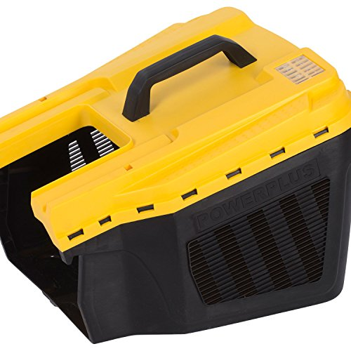 PowerPlus-Rasenmher-1600-Watt-Elektrisch-Grasfangbox-42-L-Mulchfunktion