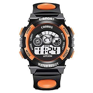 Souarts-Kinder-Armbanduhr-Jungen-Mnner-Wasserdicht-Digital-Uhr-Outdoor-Sport-Kinderuhren-mit-Wecker-Timer-LED-Licht-Batterie-Silikon-Armband