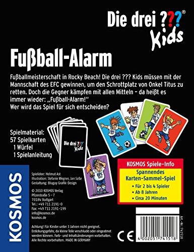 KOSMOS-741518-Kartenspiel-Die-drei-Kids-Fuball-Alarm